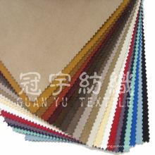 Micro Polyester Wildleder für Sofa Stoff
