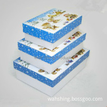 Bright colored paper gift boxes with high quality and best service