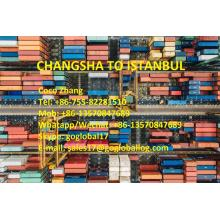 Hunan Changsha Sea Freight to Turkey Istanbul