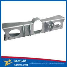 Fornecedores galvanizados da fabricação de chapa metálica da precisão