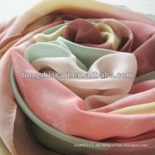 2013 neuester spezieller Schal des Chiffon- Polyesters