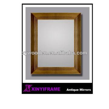 Handmade Framed Wooden Hinged Wall Mirror