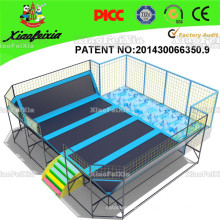 Hot Selling Trampoline Cloth with Pyramid