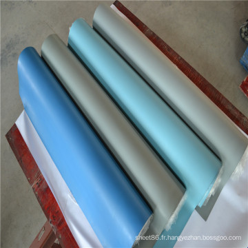 Tableau en caoutchouc antistatique de feuille en caoutchouc d'ESD ou tapis ESD de tapis de banc