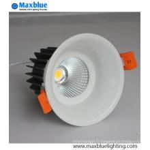9-12W CREE COB LED Downlight Lampe