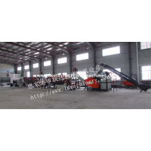 Agricultural Waste Plastic Recycling Machine , Granulating Machine