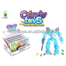 DIY Spaceman juguetes de caramelo