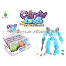 DIY Spaceman brinquedos doces