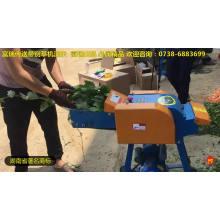 Máquina de trituradora de granos con motor de gasolina