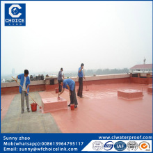 High Quality colorful waterproof roof coating