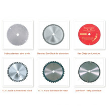 Multi Tct Circular Saw Blades Sharping for Cutting Wood/Aluminum