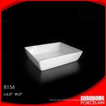 2016 neue Mode design Großhandel China Keramik weißen Teller