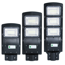 Luz de rua solar conduzida integrada de 30W 60W 90W