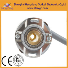 9mm hollow shaft encoder Increental Motor Encoder Hollow Rotary leaf spring 40Z40 used in hole