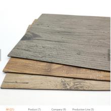 Plancher de vinyle de planche de PVC