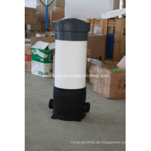 Kunststoff-Wasserkartuschen-Filter Behältergehäuse für industrielle Wasseraufbereitung