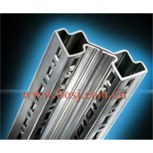 Glavanized Steel Door Hinge Frame Roll Forming Production Machine Manufacturer