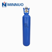 Cilindro de oxígeno industrial de la fábrica 50L / precio del tanque