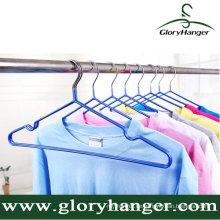 DIP Kunststoff Edelstahl Kleiderbügel für den Heimgebrauch
