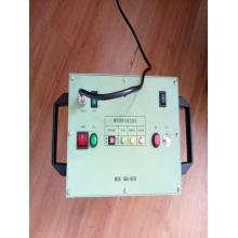 Máquina de grabado de punto peen móvil
