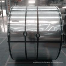 60g / 80g / 125g Zn Beschichtung Galvanisierte Stahlspule