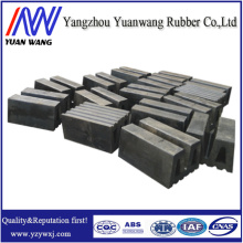 W Type EPDM Rubber Fender for Marine