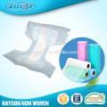 2015 novos produtos volume respirável e reutilizável bebê fraldas Material baixo