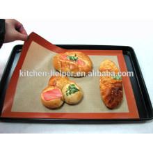 Food Grade Anti-slip Nonstick Fiberglass Silicone Baking Mat