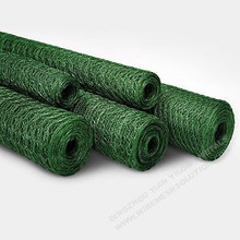 Lobster Trap Hexagonal Plastic Coated Wire Netting