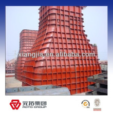 Lazo de alta calidad de la pared del encofrado de la construcción de la madera contrachapada marina