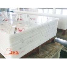 High Density Polyethylene HDPE Sheets White