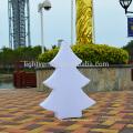 Nocturno del OEM para Navidad decoración 3d llevó árbol de Navidad árbol Navidad de noche al aire libre la luz