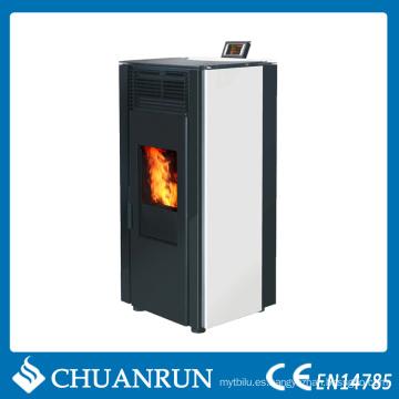 Electrodoméstico para chimenea de biomasa