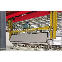 Machine à blocs de poids léger AAC Plant