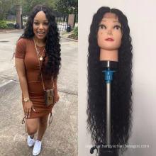 Cheap Wholesale Hair Wigs Human Lace Front Closure Body Wave Full Virgin Brazilian Cuticle Aligned Lace Closure Human Hair Wig
