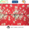 Hot Selling 100% Polyester Printed Fabric for Lady′s Garment