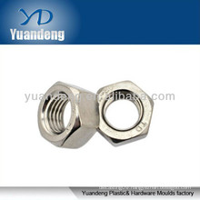 Stainless steel nut / M6 nut /Hex nut / plain nut /Bolt and nut