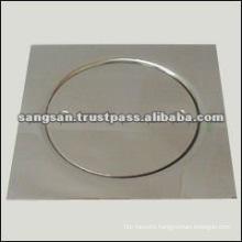 Stainless Steel Floor Drain Cover
