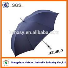 Promotion Aluminium Straight Umbrella Manufactory in Hangzhou