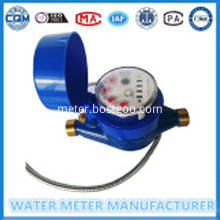 Wired Remote Control Water Meter
