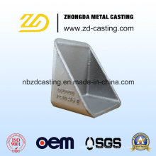 OEM Carbon Steel Investment Casting Parts for Harvester Machinery