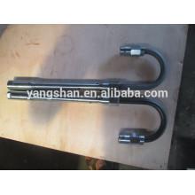 MAN B & W peças de reposição tubo de óleo de alta pressão com preço competitivo