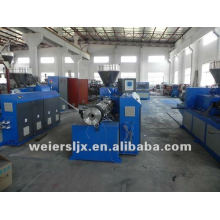 Plastic Single screw extruder-for profile sheet pipe making