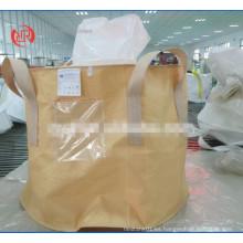 Circular FIBC Bolsa grande para el embalaje de las bolas de acero