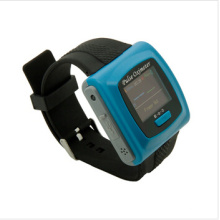 Po50f Wearable Digital Pulse Oximeter Medical Tank