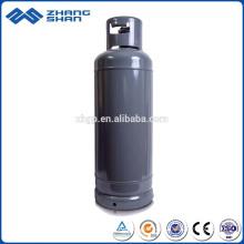 Tanque de gás portátil usado doméstico com cilindro de gás GLP de 20 kg
