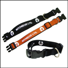 Custom Printed Logo Polyester/Nylon Pet/Cat/Dog Leash for Dogs