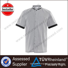 Shinelong Modern Designs Restaurant Design Waiter Uniform