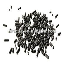 granulés de bois 4mm charbon actif