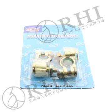 Zink-10 ROHS-Kabelklemme endet Batterieklemmenklemme Batterieklemmenanschlüsse